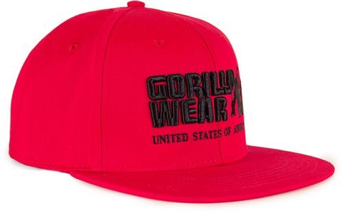 Gorilla Wear Dothan Cap - Red-2