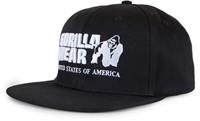 Gorilla Wear Dothan Cap - Black