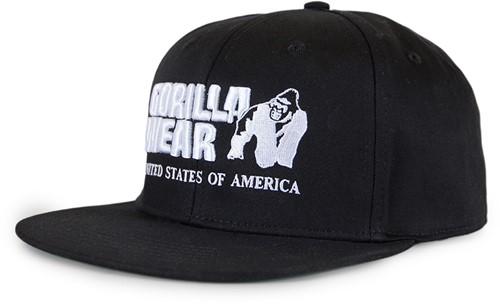 Gorilla Wear Dothan Cap - Black-2