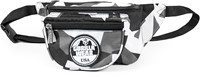 Gorilla Wear Stanley Fanny Pack - Gray/White Camo