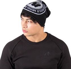Gorilla Wear Oxford Beanie - Black