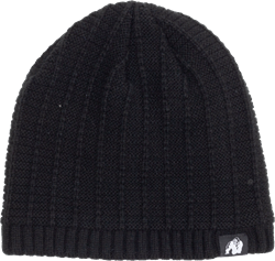 Gorilla Wear Norman Beanie - Black