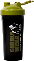 Gorilla Wear Shaker XXL - Zwart/Legergroen-2
