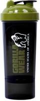 Gorilla Wear Compacte Shaker - Black/Army Green
