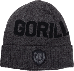 Gorilla Wear Toledo Beanie - Dark Gray