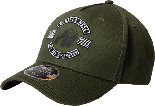 Gorilla Wear Darlington Pet - Legergroen