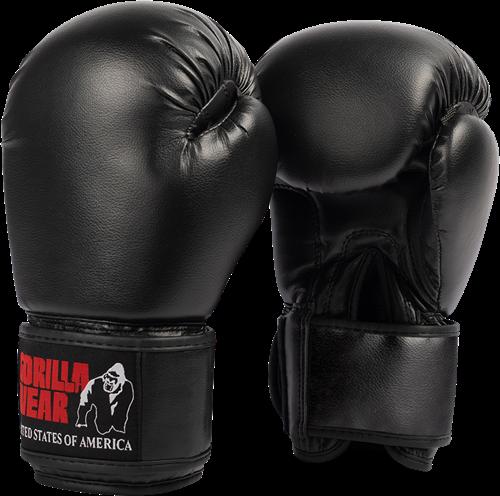 Gorilla Wear Mosby Bokshandschoenen - Zwart
