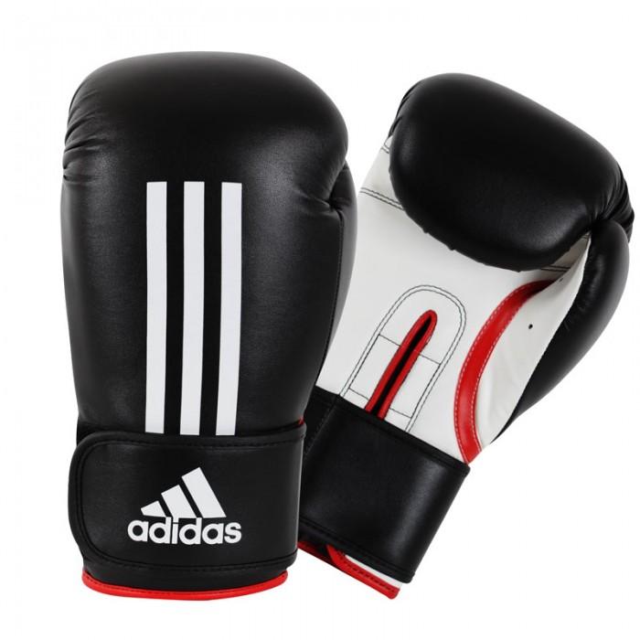 Adidas Energy 100 (Kick)Bokshandschoenen Zwart-Wit_16 oz