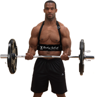 Body-Solid Biceps Bomber / Arm Blaster-1