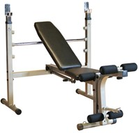 Body-Solid (Best Fitness) Olympic Bench-1