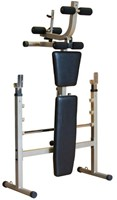 Body-Solid (Best Fitness) Olympic Bench-2