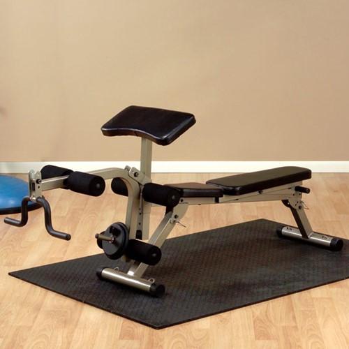 Body-Solid (Best Fitness) Leg Developer & Preacher Curl Uitbreiding-2