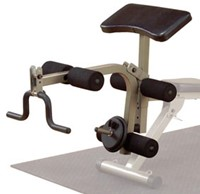 Body-Solid (Best Fitness) Leg Developer & Preacher Curl Uitbreiding-1