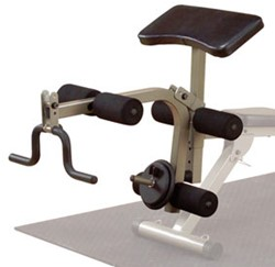 Body-Solid (Best Fitness) Leg Developer & Preacher Curl Uitbreiding