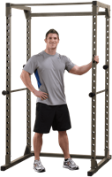 Body-Solid (Best Fitness) Powerrack-1