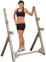 Body-Solid (Best Fitness) Olympic Press Stand-1