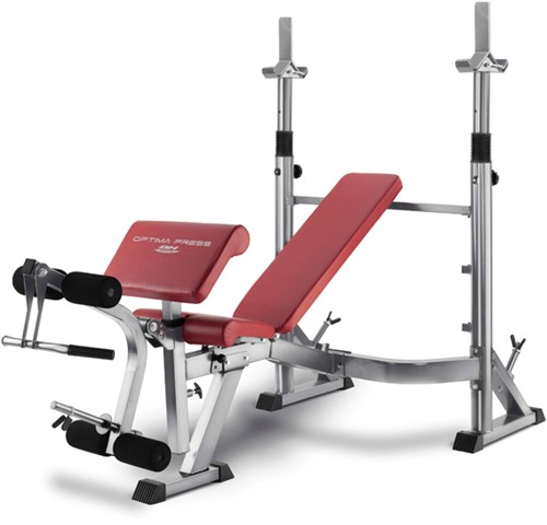 BH Fitness Optima Press Halterbank
