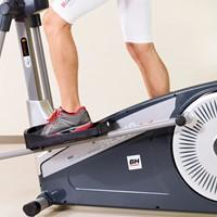BH Fitness i.NLS 18 Crosstrainer detail 2