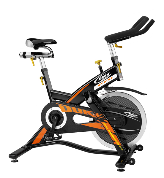 Afbeelding van BH-Fitness Duke Electronic Spinningfiets