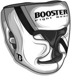 Booster BHG Wit hoofdbeschermer