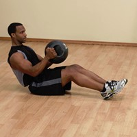 Body-Solid Dual-Grip Medicine Balls-2