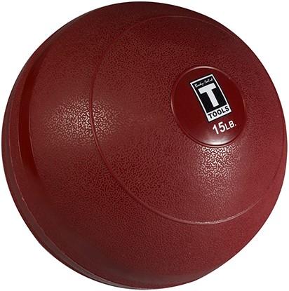 Body-Solid Slam Balls - Rood