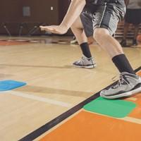SKLZ Court Markers Basketbal (set van 5)-3