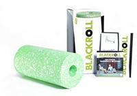 Blackroll med foam roller green verpakking