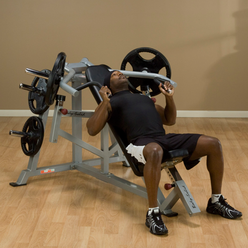 Body-Solid Leverage Incline-2