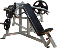 Body-Solid Leverage Incline-1