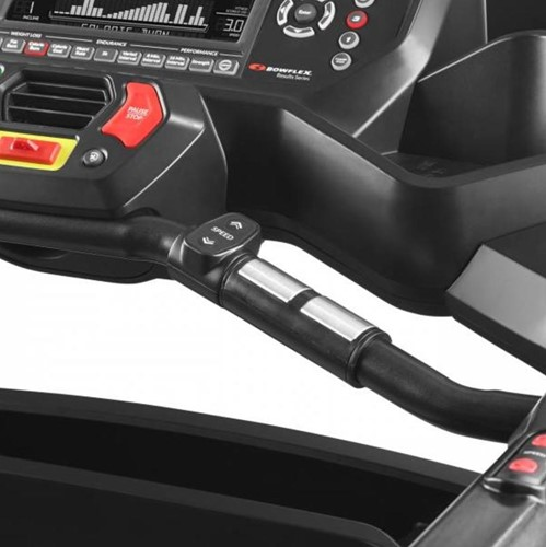 Bowflex BXT 326 result series loopband display