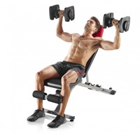 Bowflex SelectTech 560 Smart Dumbbell Set model 2