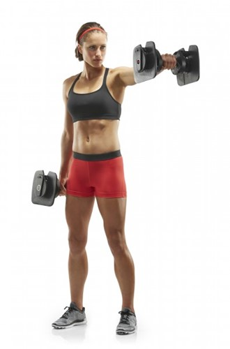 Bowflex SelectTech 560 Smart Dumbbell Set model 4