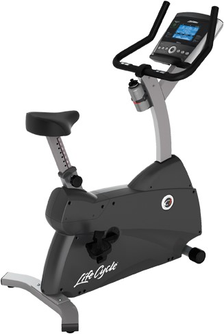 Life Fitness C1 GO Hometrainer - Gratis montage