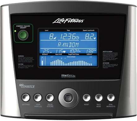 Life Fitness C1 GO Hometrainer -2