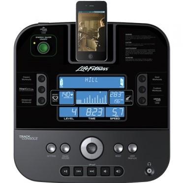 Life Fitness C3 Track Hometrainer - Gratis montage-2