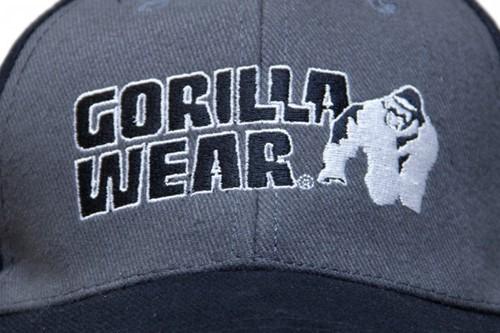 Classic logo cap detail