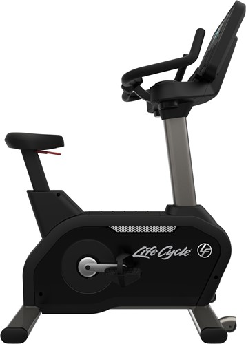 Club series+ upright bike