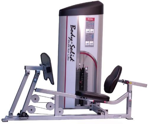 Body-Solid Dual Line Pro Dual Leg & Calf Press Machine