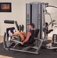 Body-Solid Leg/Calf Press Component-2