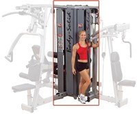 Body-Solid DGym Pro Dual 4-Stack Gym Frame-1
