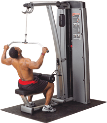 Lat & Row Component