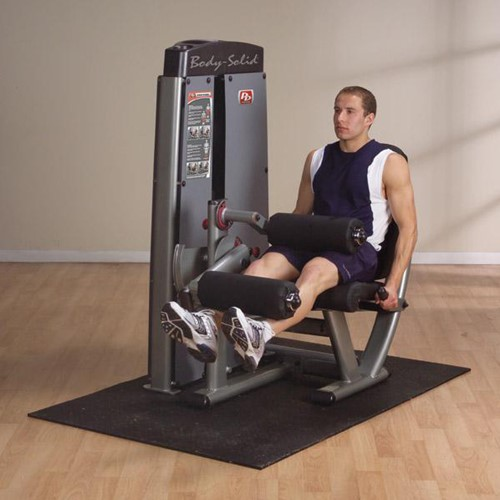 Body Solid Dual Line Pro Dual Leg Extension & Curl Machine-3