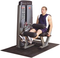Body Solid Dual Line Pro Dual Leg Extension & Curl Machine-1