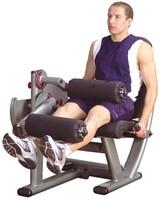 Body - Solid Leg Extension / Leg Curl Uitbreiding