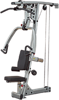 Body-Solid Chest/Lat/Row Attachment-1