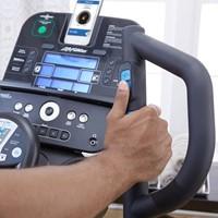 Life Fitness E3 Track+ Crosstrainer - Showroom model-3