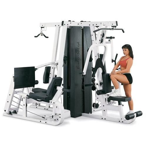 Body-Solid EXM4000 Gym System