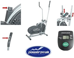 PowerPeak FET8265P crosstrainer