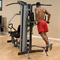 Body-Solid Vertical Knee Raise uitbreiding-2